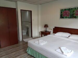 Welcome inn hotel standard double room @ Karon Beach Phuket Thailand