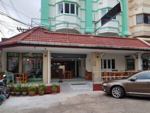 Welcome inn Hotel & massage @ Karon Beach Phuket Thailand accepting Bitcoin as room payments.